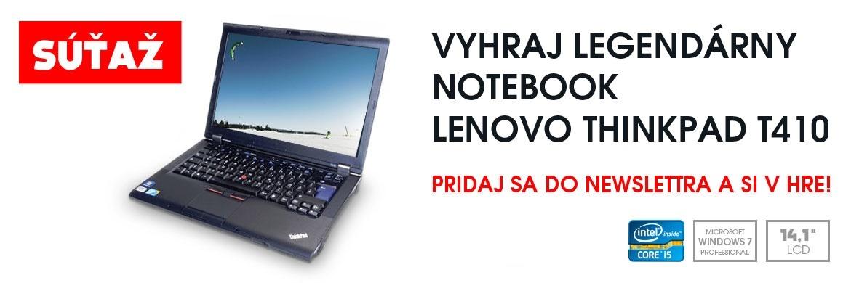 Velka sutaz o notebook