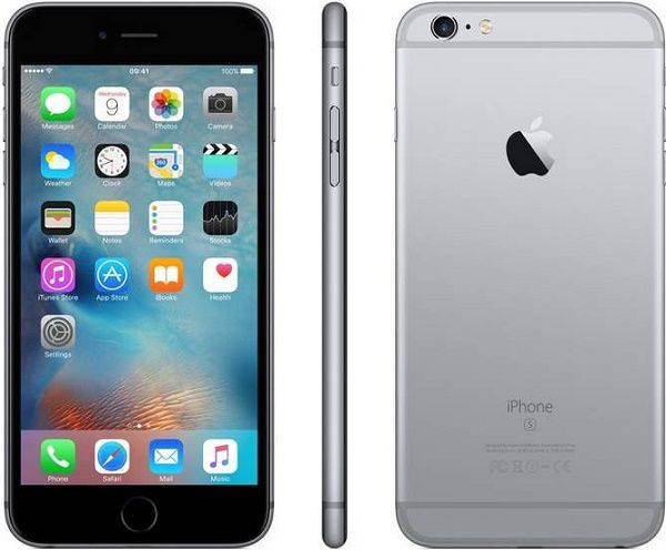 Apple iPhone 6s 64 GB Space Grey
